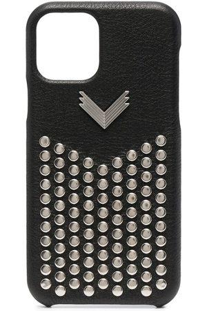Manokhi Phone Cases - Studded iPhone 11 Pro case