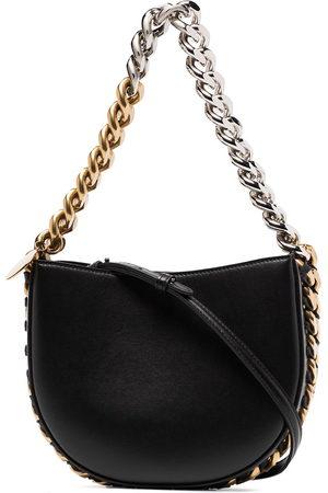 Stella McCartney Women Shoulder Bags - Frayme faux-leather shoulder bag