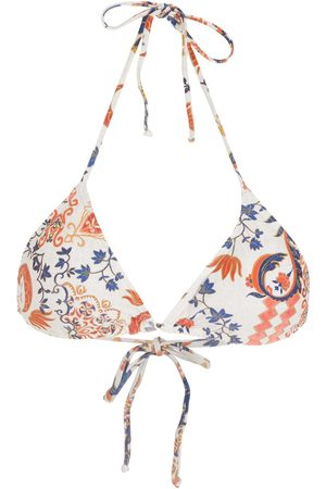 Lygia & Nanny Lido halterneck bikini top
