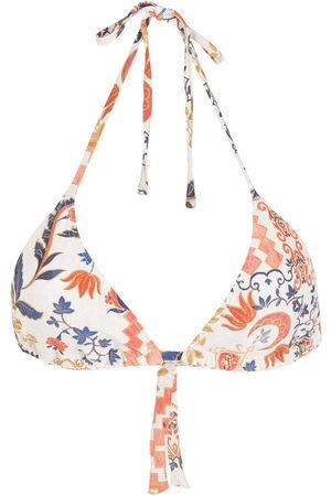 Lygia & Nanny Women Bikinis - Iasmim estampado bikini top