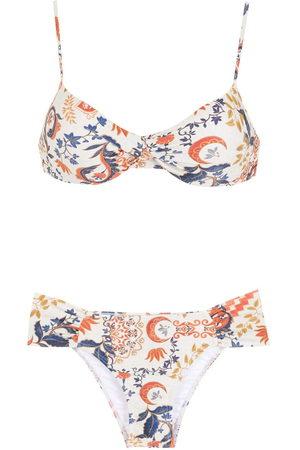 Lygia & Nanny Women Bikinis - Vitória estampado bikini