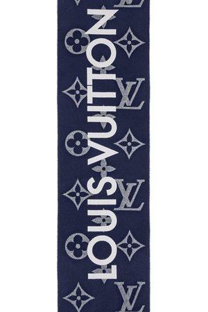 LOUIS VUITTON Men Scarves - Monogram Capital Scarf