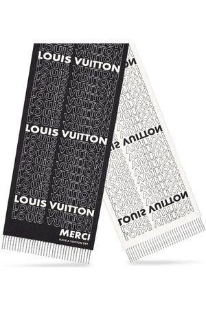 LOUIS VUITTON Men Scarves - LV List City Scarf