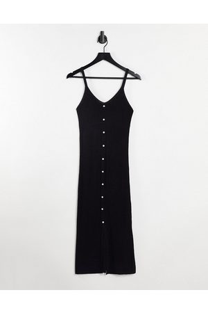 Object Lucilla sleeveless knitted dress in