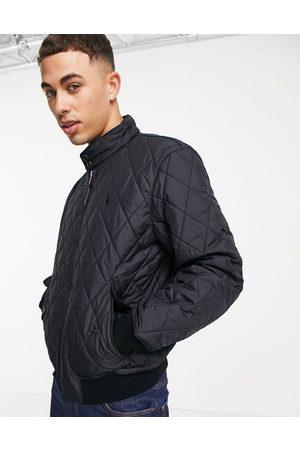 Polo Ralph Lauren Baracuda quilted harrington jacket in