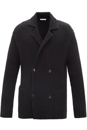The Row Delfino Double-breasted Wool-blend Cardigan - Mens