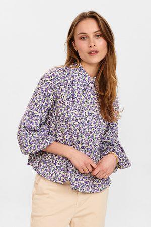 Numph Nucalder Orchid Petal Shirt