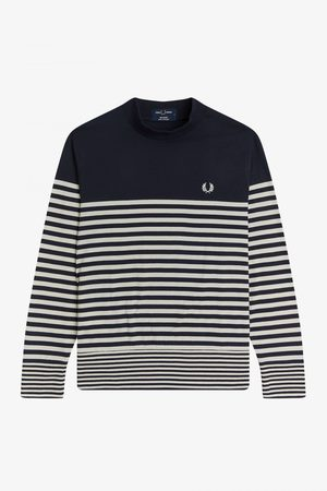 Fred Perry Reissues Fred Perry Stripe Turtleneck Top