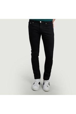 MUD Jeans Slim Lassen tinted jeans Dip dry