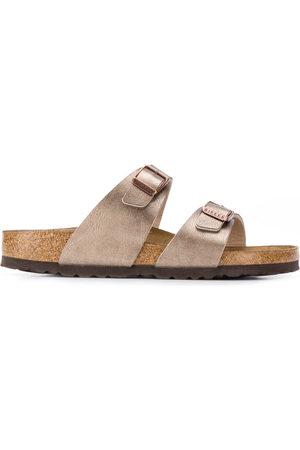 Birkenstock Women Sandals - Sydney buckled sandals