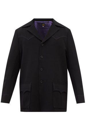 Pins & Needles Western Crepe Jacket - Mens