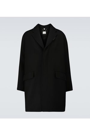 Burberry Cambrose wool-blend overcoat