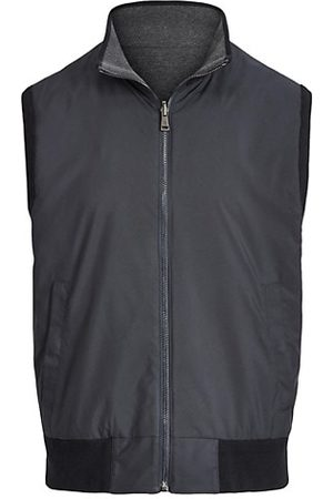 Ralph Lauren Reversible Zip-Up Vest