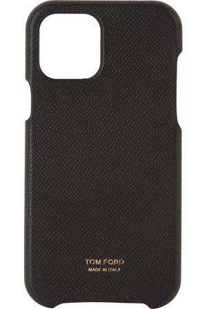 TOM FORD Grained Leather iPhone 12 Case