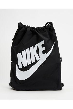 Nike Heritage Drawstring Bag - Backpacks ( & ) Heritage Drawstring Bag