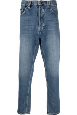 Philipp Plein Carrot-cut Iconic Plein jeans