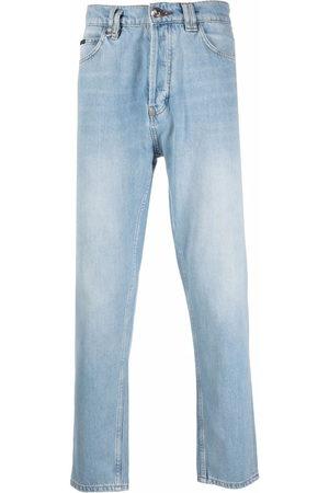 Philipp Plein Iconic carrot-cut jeans
