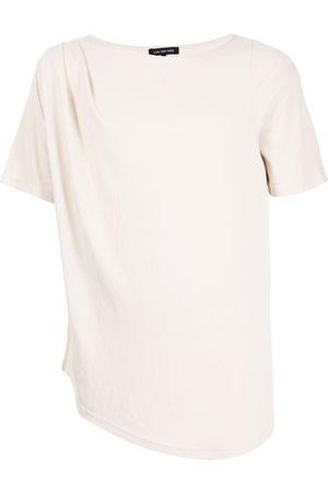 Lisa von Tang Men Short Sleeve - Asymmetric short-sleeve T-shirt