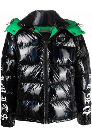 Philipp Plein No Limit$ puffer jacket