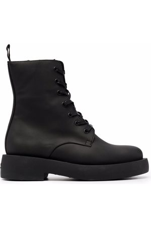Clarks Originals Lace-up leather boots