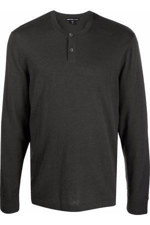 James Perse Crew-neck cashmere jumper