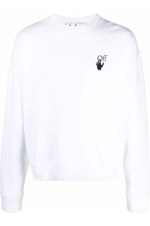 OFF-WHITE Off logo print Arrows sweatshirt