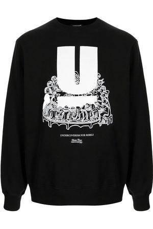 UNDERCOVER Men Sweatshirts - Ism for Rebels sweatshirt