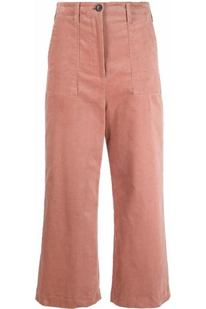 Paul Smith Wide-leg cropped trousers