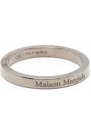 Maison Margiela Logo band ring