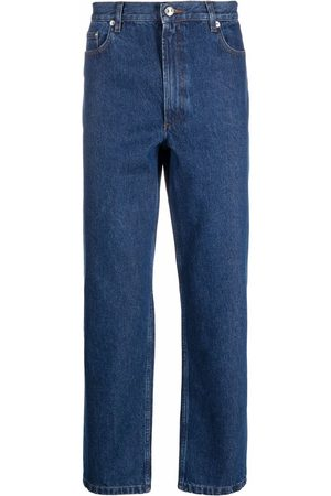 A.P.C. Martin straight-leg cropped jeans