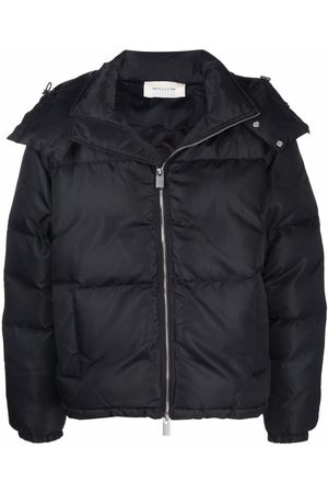 1017 ALYX 9SM Hooded puffer jacket
