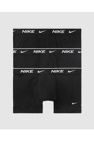 Nike Everyday Stretch Cotton Trunks 3 Pack - Boxer Briefs Everyday Stretch Cotton Trunks - 3-Pack