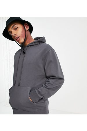 Collusion Hoodie in grey