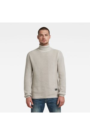 G-Star RAW Structured Turtleneck Knitted Sweater