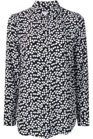 Equipment Patterned blouse