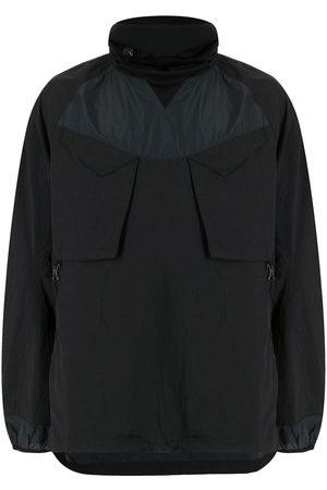 Maharishi Pullover funnel-neck jacket