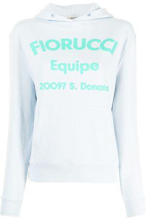 Fiorucci Logo-print hoodie