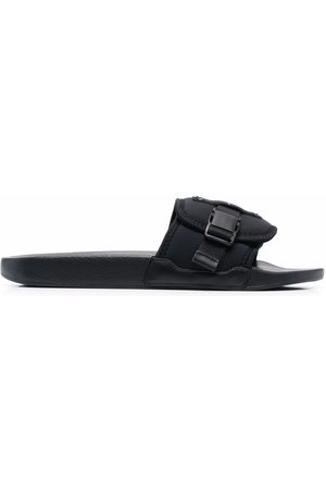 McQ Thongs - Strap flip flops