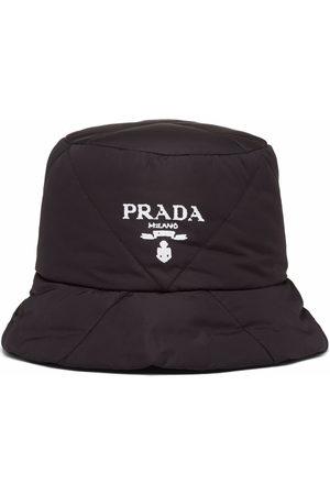 Prada Padded re-nylon bucket hat