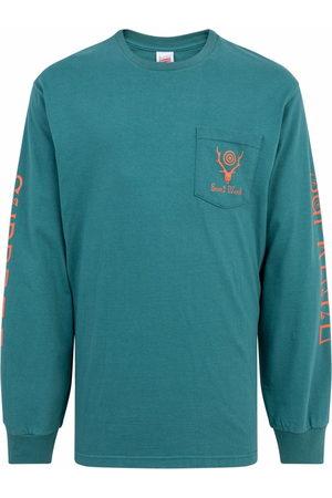 Supreme X SOUTH2 WEST8 logo-print sweatshirt