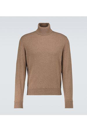 Tom Ford Men Turtlenecks - Cashmere turtleneck sweater