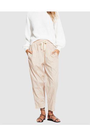 Seafolly Women Pants - Taper Poplin Pant - Shorts Taper Poplin Pant
