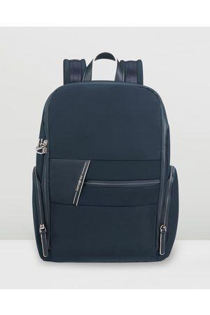"Samsonite Women Backpacks - YourGuard Backpack 14.1"" Squared - Backpacks (Midnight ) YourGuard Backpack 14.1"" Squared"
