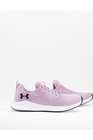 Under Armour Charged Aurora trainers in mauve