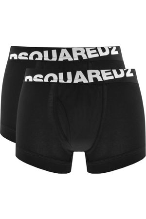 Dsquared2 Underwear Double Pack Trunks