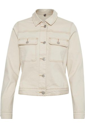 Culture Noelle Cropped Jeans Jacket