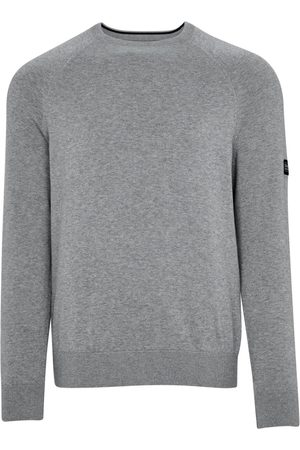 Barbour International Cotton Crew Neck Sweater