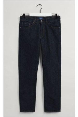 Gant Hayes Slim Fit Jeans Colour: Dark