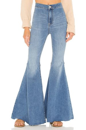 Free People Flare Float On Pant in .