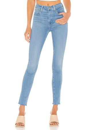 LEVI'S 721 High Rise Skinny Jean in .